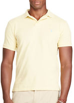 Polo Ralph Lauren Classic Fit Weathered Mesh Polo
