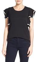 Women's Pleione Ruffle Sleeve Sweatshirt