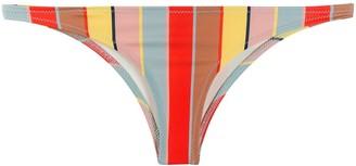 Solid & Striped striped bikini bottom