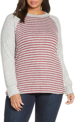 Loveappella Raglan Sweater