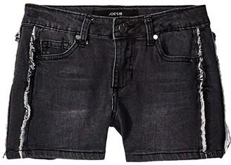 Joe's Jeans The Markie Shorts Fit (Little Kids/Big Kids) (Black Rock) Girl's Shorts