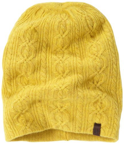 True Religion Women's Slouchy Cable Beanie