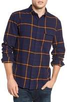 1901 Men's Brushed Flannel Sport Shirt