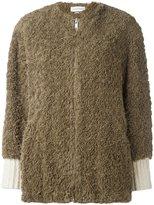 Etoile Isabel Marant 'Abril' faux fur jacket