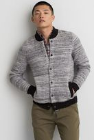 American Eagle Outfitters AE Bomber Sweater Jacket