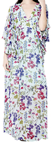 Ghost Poppy Floral Print Dress, Sally Bloom