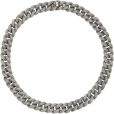 Sydney Evan Micro Pave Link Necklace