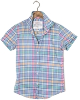 Frank And Eileen Womens Billy Jean Plaid Shirt