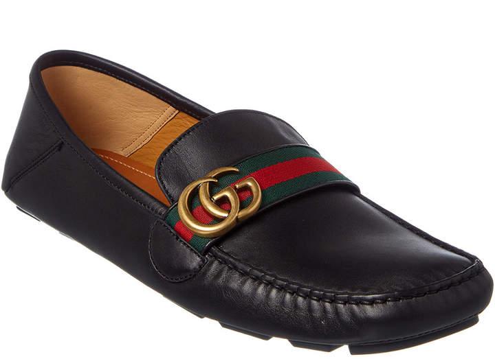 71a0f8ee628 Gucci Man Driver Shoe