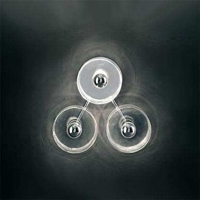 Oluce Fiore 103 Wall/Ceiling Lamp