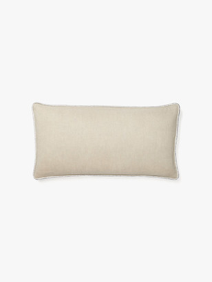 Kate Spade Metallic Linen Pillow