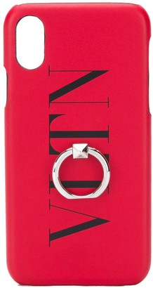 Valentino VLTN Rockstud iPhone X case