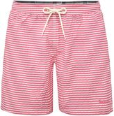 Barbour Men's Stripe Logo Swim Shorts