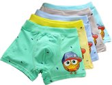 Czofnjesi Little Boys' Sport Boxer Brief Toddler Underwer 5 Pck