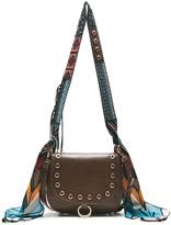 Desigual Brown Saddle Bag