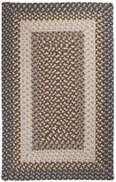 Colonial Mills Tiburon Misted Grey Braided Indoor/Outdoor Area Rug Rug
