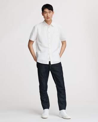 Rag & Bone Fit 3 short sleeve beach shirt