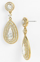 Women's Nadri Pear Drop Earrings