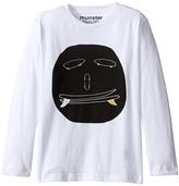 Munster Grinners Long Sleeve T-Shirt (Toddler/Little Kids/Big Kids)