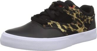 DC Kalis Vulc - Leather Shoes - Leather Shoes - Women - EU 40 - Black