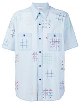 Levi's 'Noughts and crosses' shirt