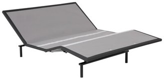 """10"""" Adjustable Bed with Wireless Remote Spinal Solution Size: Full"""
