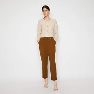 Warehouse FRONT PLEAT PEG TROUSERS