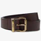 Polo Ralph Lauren Novelty Leather Belt, Brown