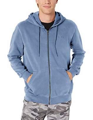 RVCA Men's TONALLY Zip Hooded Sweatshirt