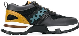 Ermenegildo Zegna lace-up sneakers