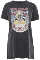 And finally Iron maiden t-shirt dress