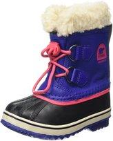 Sorel Girls' Yoot Pac Nylon Waterproof Winter Boot 12 M US