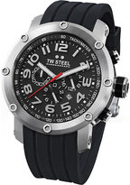 Tw Steel Tw121 Tech Chronograph Stainless Steel Watch