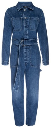 Hudson Utility Denim Jumpsuit