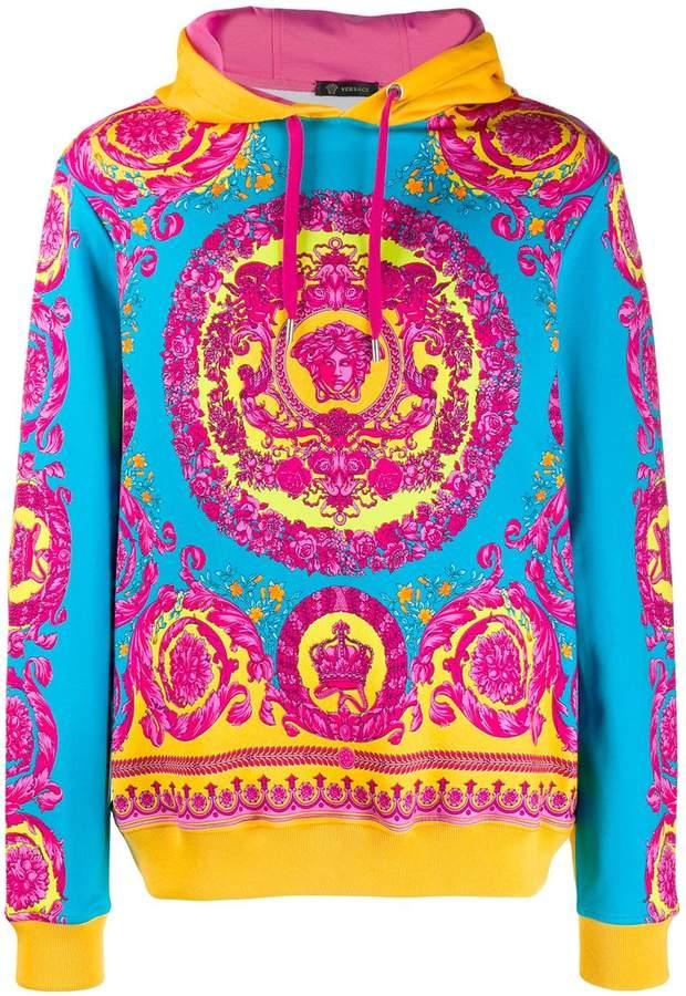 Versace Medusa hoodie