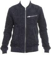S.W.O.R.D. Blue Leather Jacket