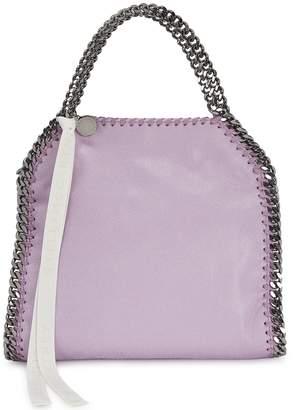 Stella McCartney Falabella Mini Lilac Top Handle Bag
