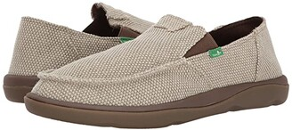 Sanuk Vagabond Tripper (Brown) Men's Slip on Shoes