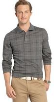 Arrow Big & Tall Jasper Classic-Fit Windowpane Polo