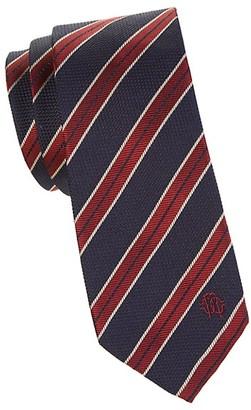 Roberto Cavalli Striped Silk Tie