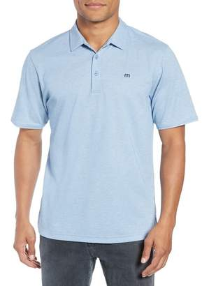 Travis Mathew Classy Regular Fit Jersey Polo