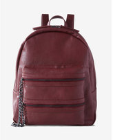 Express chain pocket backpack