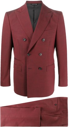 Tonello Double Breasted Two Piece Suit