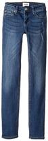 Hudson Christa Five-Pocket Skinny Jeans in Depth Charge Girl's Jeans