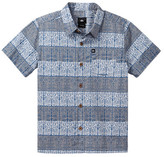 Quiksilver Pahikaua Short Sleeve Shirt (Big Boys)