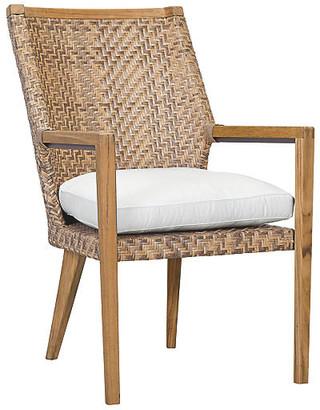 Lane Venture Cote d'Azur Armchair - Natural/Taupe