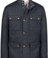 Charles Tyrwhitt Navy weekend coat