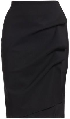 Chiara Boni Andree Ruffled Pencil Skirt