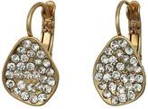 The Sak Pave Scoop Drop Earrings Earring
