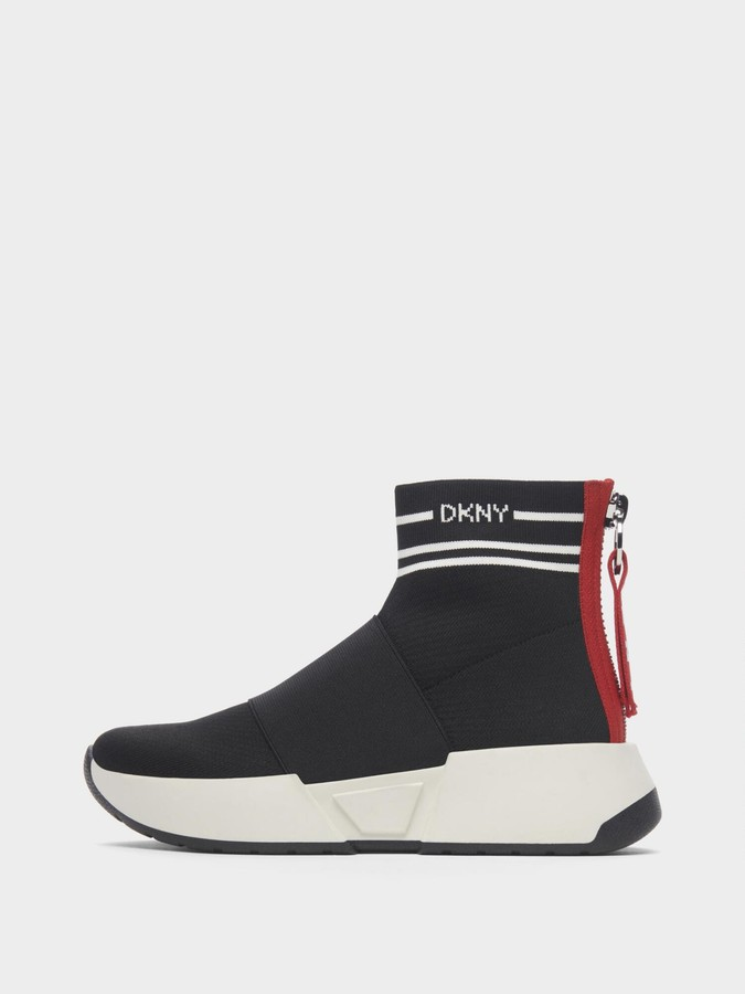 61b6bf509c58 Dkny Slip On Sneakers - ShopStyle